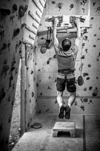 A well-configured hangboard with the right accessories is hands-down the best way to train finger strength for climbing.