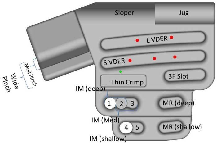 RPTC Grip Identification