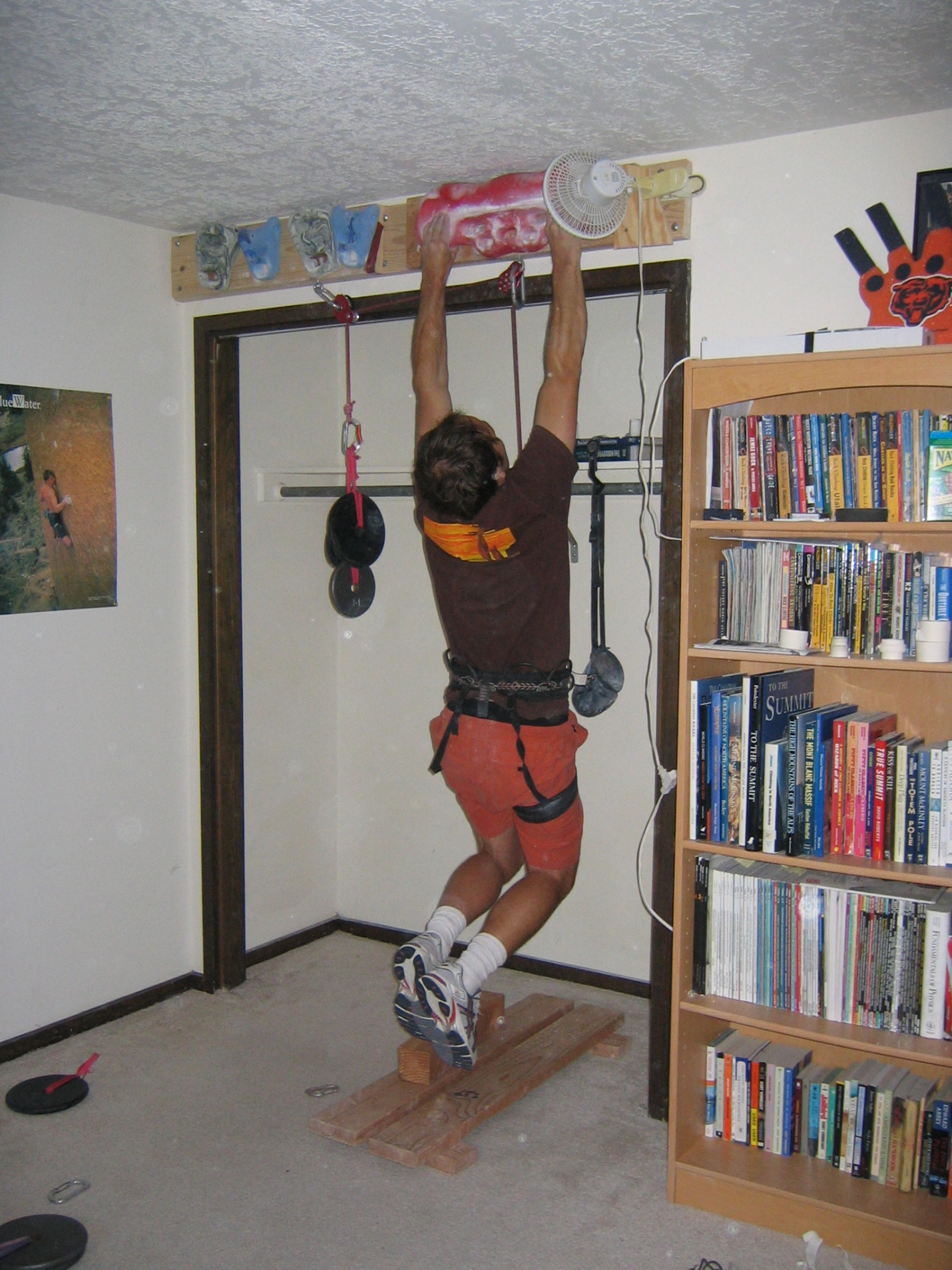 How S Your Hang The Rock Climber S Training Manual