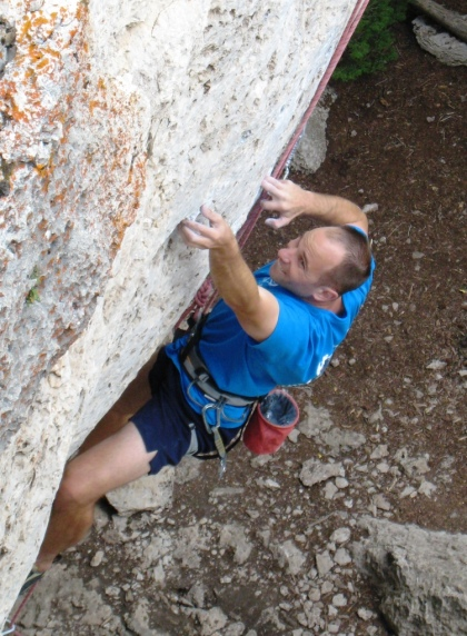 Finger strength will eventually become limiting for the vast majority of performance-oriented climbers.