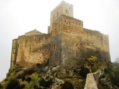 A proper castle in Spain.