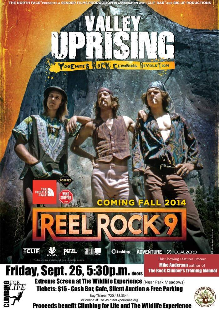 Reel Rock 2014