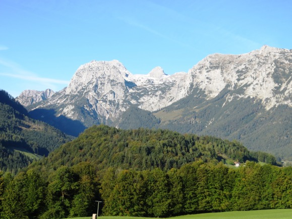 The Bavarian Alps