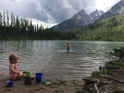 …String Lake (Tetons)…