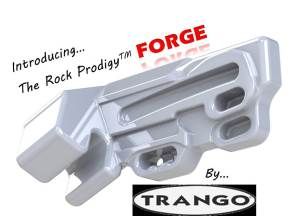 The all-new Rock Prodigy FORGE, by Trango. The world's most advanced finger strength training device.